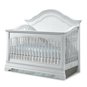 Stella Baby Athena 4 in 1 Crib - Cream